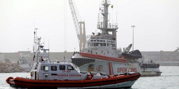 Liberan el barco de la ONG Proactiva Open Arms inmovilizado en