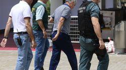 Prisión incondicional sin fianza para Ángel María Villar y su hijo