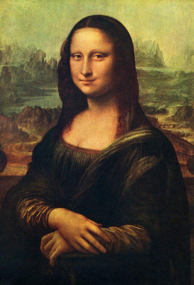 La sonrisa de la 'Mona Lisa' de Leonardo Da Vinci depende del estado de ánimo del que la