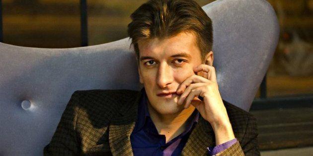 Maxim Borodin, el periodista fallecido, en una imagen