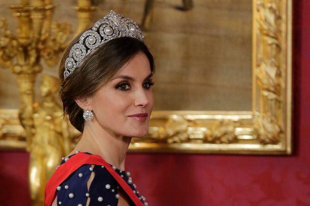 La 'nueva' tiara de Letizia es un mensaje a la reina Sofía y la prensa se vuelve loca