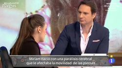 El desafortunado comentario de Javier Cárdenas a una invitada con parálisis