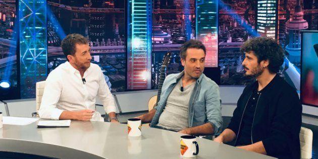 El pique de Pablo Motos con Daniel Guzmán en 'El Hormiguero':