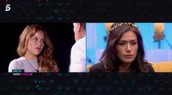 Vuelan cuchillos entre Carlos Lozano, Miriam y Mónica en 'GH VIP':