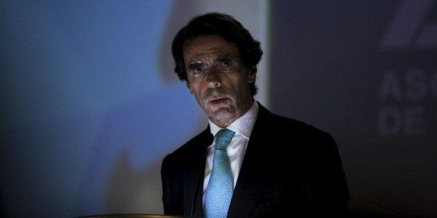 Aznar compara los sucesos en Cataluña con el