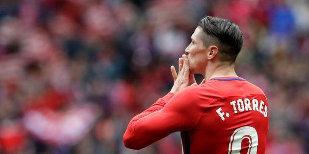 Fernando Torres explica por qué se va del Atlético de