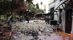Un terremoto en la isla griega de Kos deja dos muertos, tres heridos graves y
