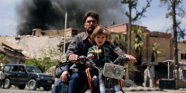 Todo está listo en Siria para que la escalada internacional degenere en cualquier