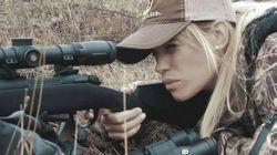 Hallan muerta a la cazadora y famosa bloguera Melania