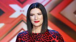 La sobrina de un famoso actor emociona a Laura Pausini en 'Factor