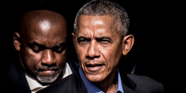 Imagen de archivo del expresidente Barack