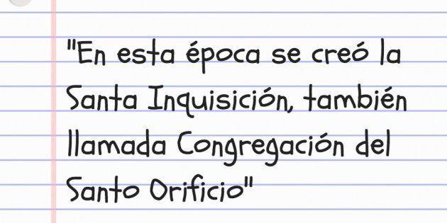 15 burradas geniales leídas en exámenes de alumnos españoles de