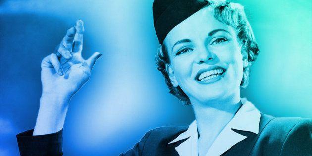 Siete cosas que los auxiliares de vuelo detectan en cuanto subes a un