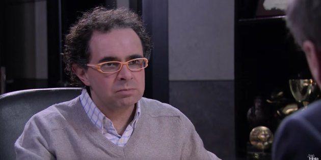 Un colaborador de José Mota habla en el Telediario de TVE de su enfermedad