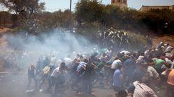 Tres palestinos muertos y 200 heridos en las protestas por la Explanada de las