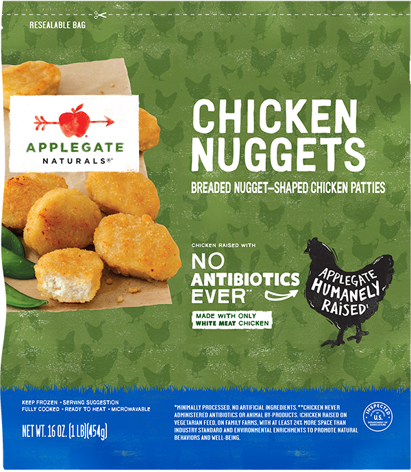 The Healthiest Frozen Chicken Nuggets, According To