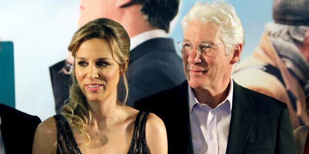 Richard Gere ya se ha casado con la española Alejandra Silva, según
