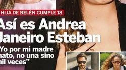 El aplaudidísimo tuit de la Policía Nacional sobre Andrea
