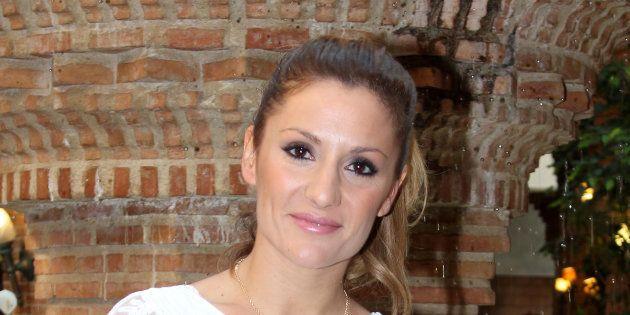 Nagore Robles, en octubre de 2013 en