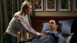 Los actores de 'The Big Bang Theory' cantan junto al público 'Dulce