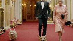 Muere el perro de la reina Isabel
