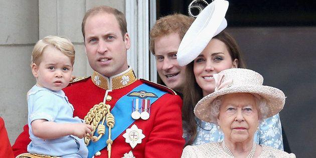El príncipe Jorge cumple cuatro años y lo celebra con un nuevo retrato