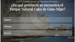 ¿Aprobarías este test sobre la naturaleza de España?