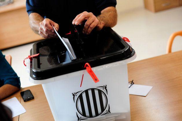 La Generalitat malversó 1,9 millones en el 1-O, según la Guardia