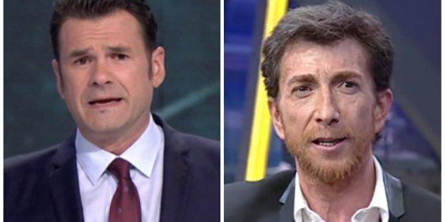 El mensaje de Iñaki López a Pablo Motos en 'LaSexta
