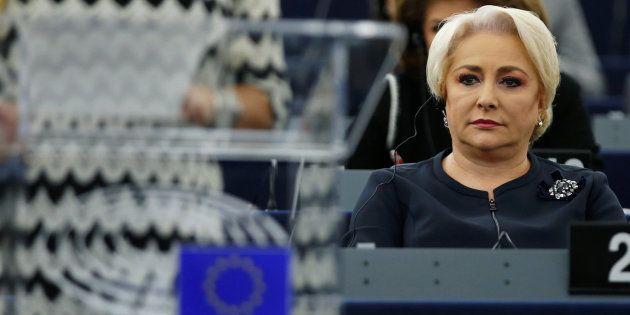 La primera ministra de Rumanía, Viorica