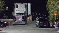 Halladas ocho personas muertas en un camión en Texas