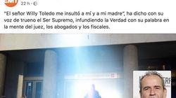 La 'noticia' de 'El Mundo Today' sobre Willy Toledo y Dios que triunfa en