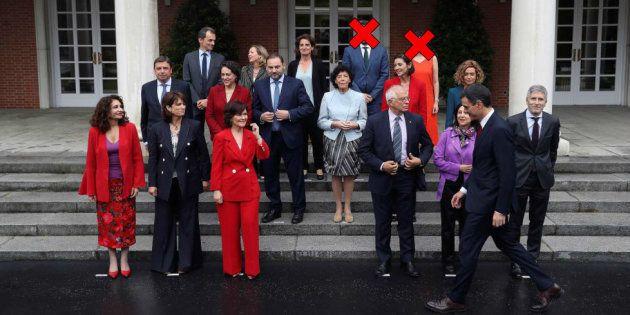 Ministros atrapados: no pueden gobernar y ven esfumarse su