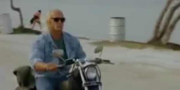 Si viste esta película de Hulk Hogan, seguro que no te fijaste en este