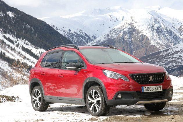 Foto promocional del nuevo Peugeot