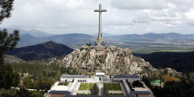 Las exhumaciones en el Valle de los Caídos comienzan este