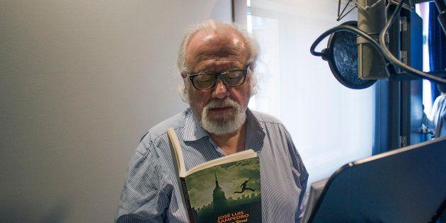 Juan Echanove narra 'Monte Sinaí', de José Luis