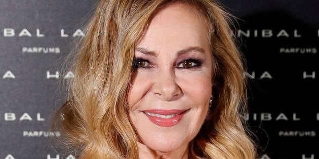 Ana Obregón pide que los paparazzi dejen de seguir a Álex