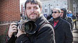 El fotógrafo que captó en su último día de trabajo una sobrecogedora imagen ganadora de un