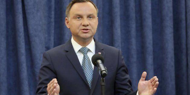 El presidente de Polonia veta la controvertida ley sobre la Corte