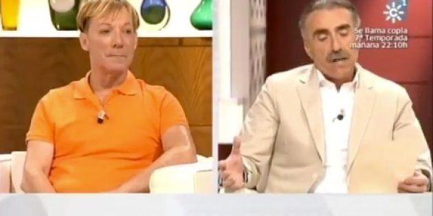 Juan y Medio ridiculiza los comentarios homófobos contra su invitado en Canal