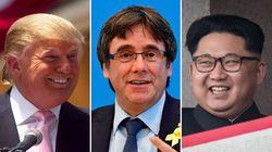 ¿Podría ganar Puigdemont el Nobel de la Paz? Las casas de apuestas creen que