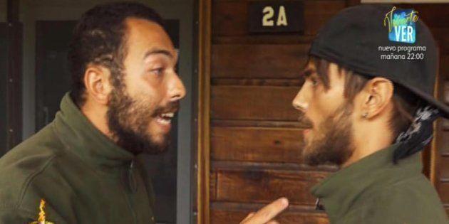 Alberto Isla y Sergio Carvajal se enzarzan a gritos en