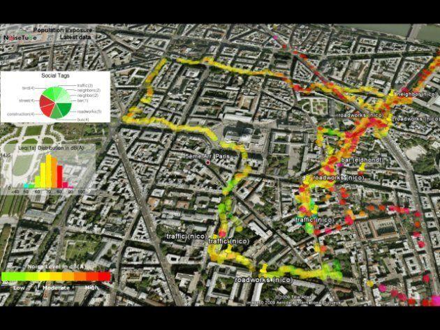 ¿Vives o trabajas en una zona ruidosa? La verdad sobre la contaminación