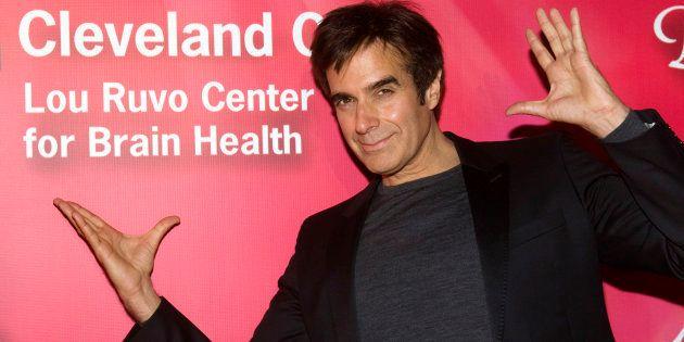 La demanda que ha obligado a David Copperfield a revelar su gran