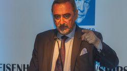 La hilarante reacción de Carlos Herrera en directo al enterarse de que Puigdemont puede ganar el Nobel de la