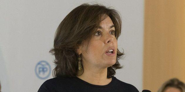 Sáenz de Santamaría: Rajoy acudirá a testificar