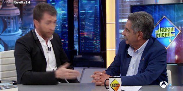 El inesperado logro de Miguel Ángel Revilla en 'El Hormiguero' por el que muchos