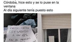 Una joven de Córdoba arrasa con el precioso gesto que tuvo con un