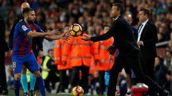 Luis Enrique sigue sin dar bola a Jordi